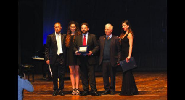 Antonio Masseroni vincitore al Premio Letterario Internazionale Città di Cattolica