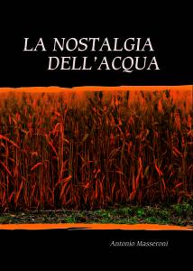 Copertina La Nostalgia dell'acqua di A. Masseroni