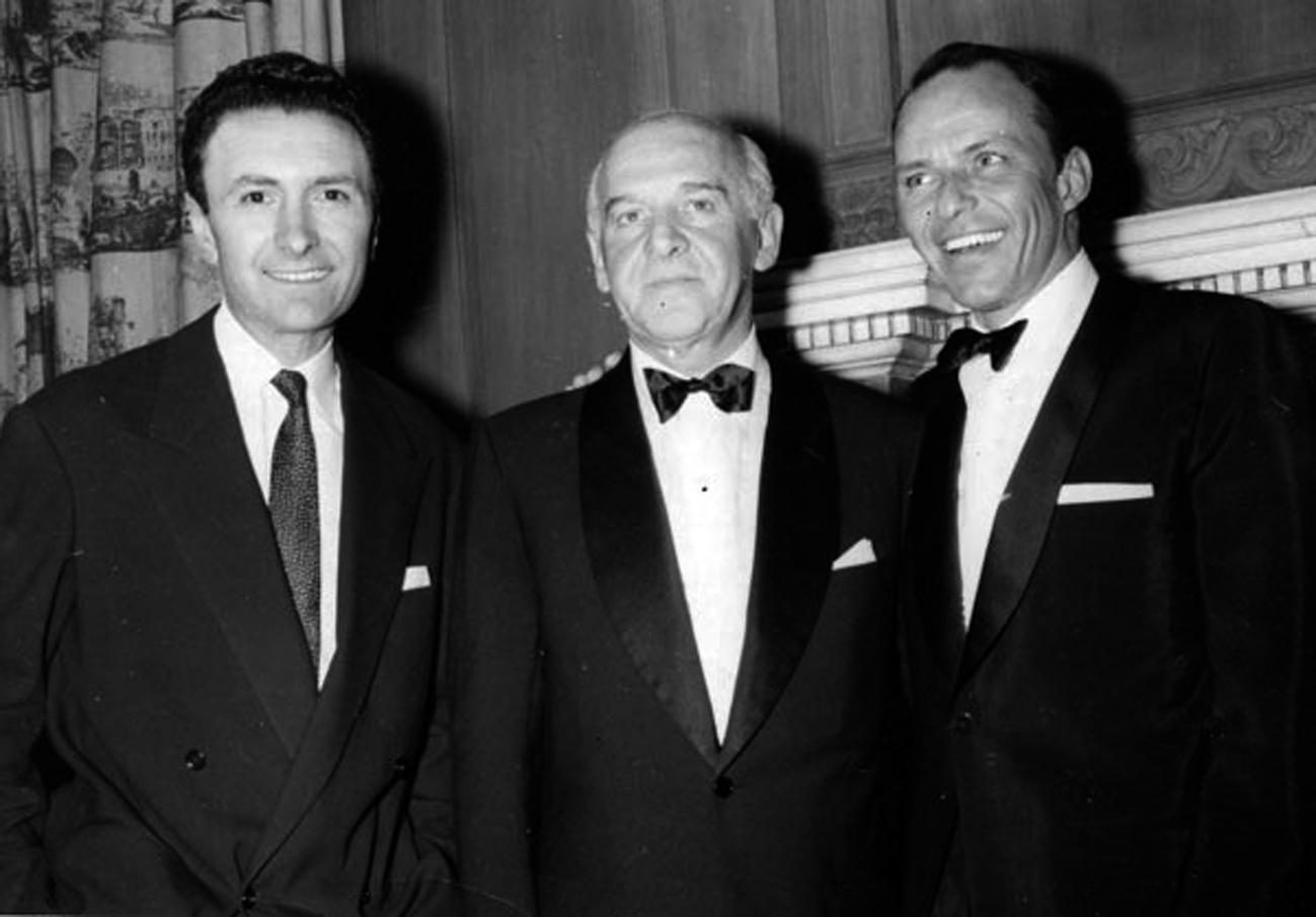 Sinatra, Manocchia e Winchell